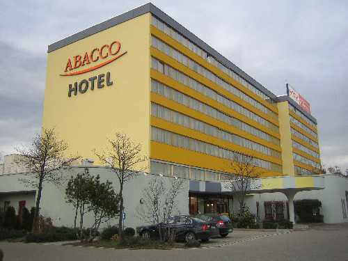 3-Sterne Hotel Abacco Stuttgart