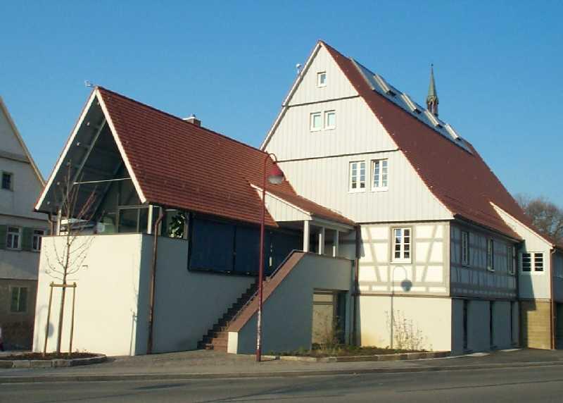 Bibliothek Hemmingen