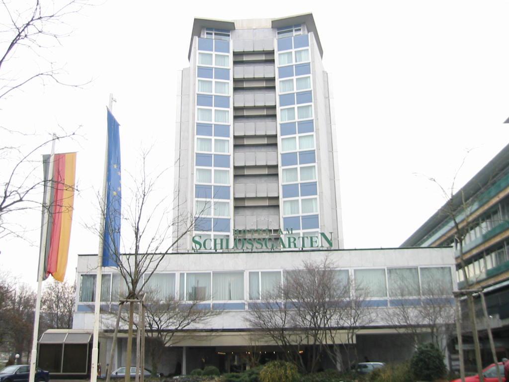 5-Sterne Hotel Schlossgarten Stuttgart