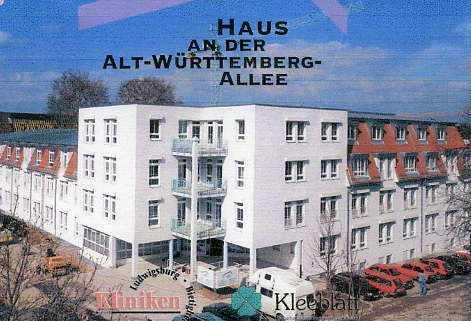 Kleeblatt Ludwigsburg